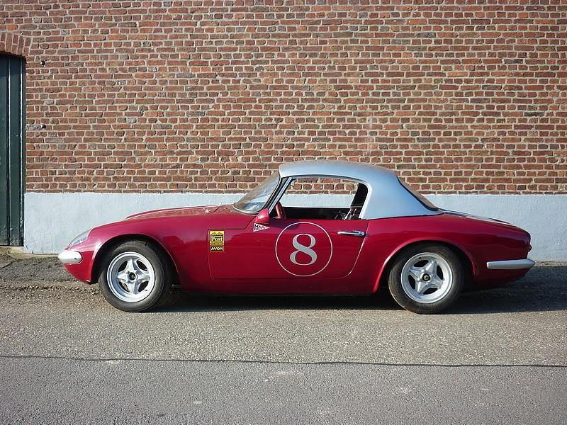 Racing Box  Lotus Elan S2 1965